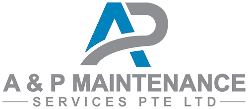 A & P Maintenance services logo